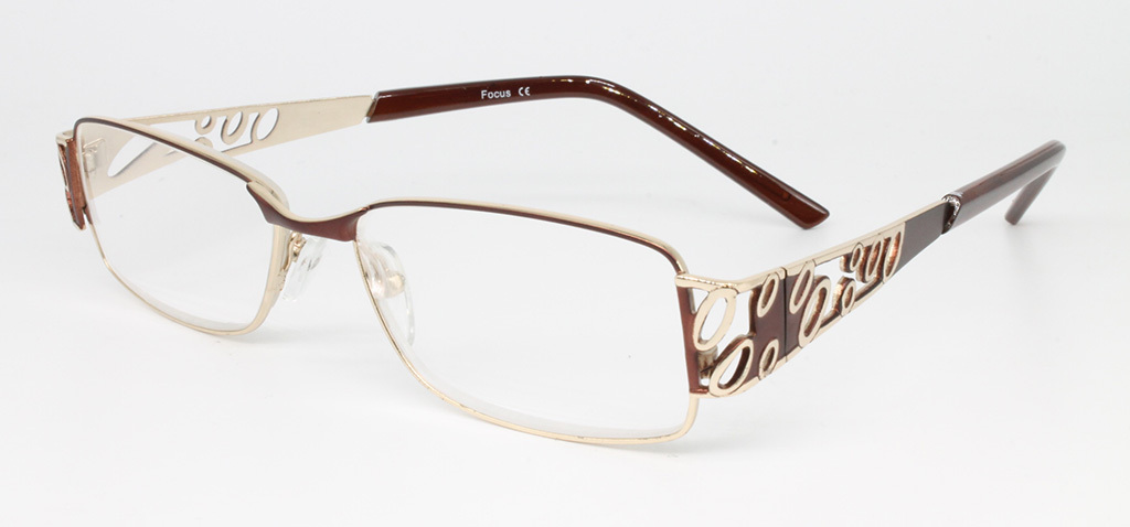 Фото Focus 9024 brown /gold